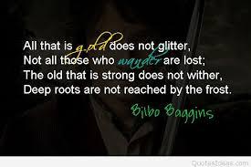 Bilbo Baggins Quotes Inspiration Wallpaper Bilbo Baggins Image Quote