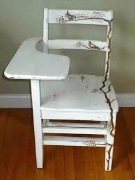 vintage metal office chair. Vintage School Desk And Chair Old Wooden Metal Office