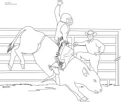 Small Picture Bull Printable Coloring Pages Coloring Home