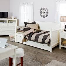 daybed ikea home office modern. Full Size Of Furniture White Wooden Daybed With Drawers Under Roman Wall Clock Pretty For The Ikea Home Office Modern R