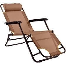 Folding garden lounger recliner chair Sun lounging patio