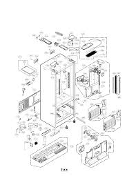lg refrigerator parts model lfx31925st sears partsdirect find part by diagram >