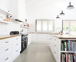 Models Concrete Floor Kitchen Inspiration Intended Design Ideas