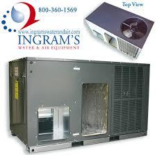 goodman 16 seer 3 ton. goodman 3 ton 16 seer r410a horizontal packaged heat pump seer s