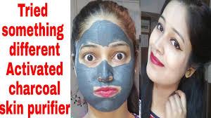 क य च रक ल चहर क ल ए अच छ ह wow activated charcoal mask review