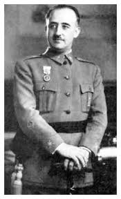 nazi and the spanish civil war nationalist leader general franco the spanish civil war