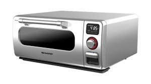 sharp superheated steam oven review