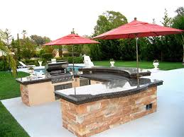 50 best outdoor kitchen ideas and designs for 2018