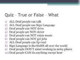 Jobs Deaf People Can Do Understanding The Deaf Community Focus India