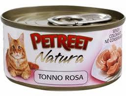 <b>Petreet Natura консервы</b> для кошек, <b>кусочки</b> тихоокеанского ...