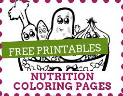 These coloring sheets are both fun and educative as they require your kids to play with coloring pencils and crayons while trying to find. 9 Free Printable Nutrition Coloring Pages For Kids Health Beet