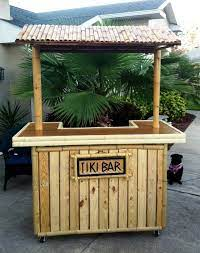 diy outdoor bar outdoor pallet bar