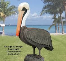Wood Craft Patterns New 48D Bird Woodcraft Patterns 48D LifeSize Pelican Wood Pattern
