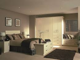 Mica Bedroom Furniture High Gloss Cream And Walnut Bedroom Furniture Best Bedroom Ideas
