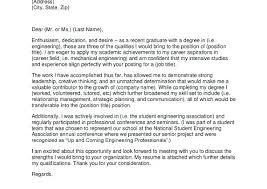 Recent College Graduate Cover Letter Recent Graduate Cover Letter