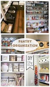 best diy crafts ideas pantry organization