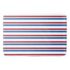 striped bath rug blue and white striped bath mat bathroom rug red furniture astounding light blue
