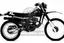 honda xl200r 1983 d usa parts list partsmanual partsfiche honda xl200r 1983 d usa