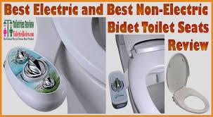 non electric bidet toilet seat reviews