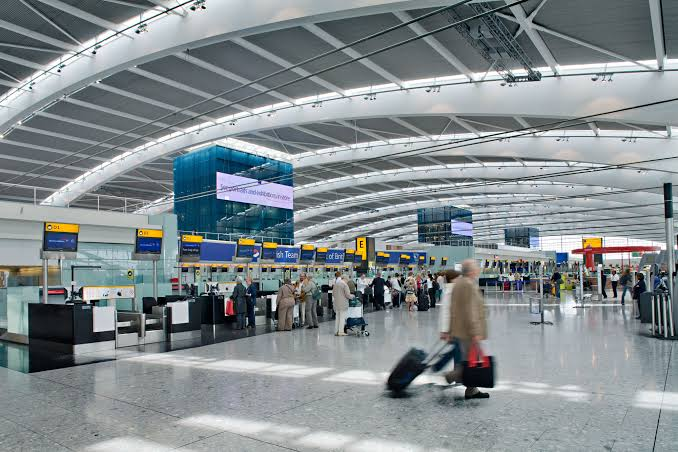 Bandara Internasional London Heathrow
