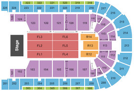 Boardwalk Hall Arena Seating Chart Atlantic City