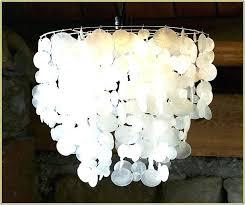 rectangular capiz shell chandelier interesting shell chandelier rectangular home design ideas with shell chandelier capiz shell