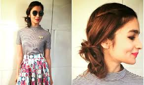 Alia Bhatt Hairstyle 23 times alia bhatt gave us some really cool hairstyle goals 7375 by stevesalt.us