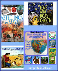 south american books for kids