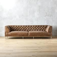 savile dark saddle leather tufted extra large sofa saddle leather sofa will saddle soap clean my saddle leather sofa