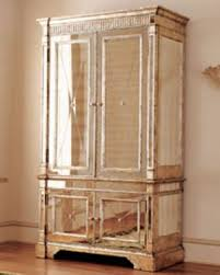 antique mirrored furniture. Glamorous Furniture And Design Ideas - Mirror Mirrored Wardrobe Or Large TV Cabinet Antique O