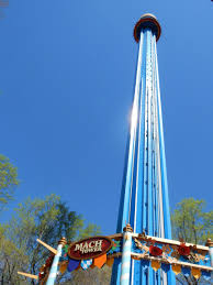 i decided to sit out mach tower busch gardens williamsburg s rotating moser s drop tower