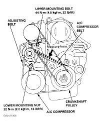 1997 acura 2 2cl serpentine belt routing and timing belt diagrams rh 2carpros 97 acura