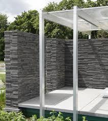 Innenarchitektur Kleines Sichtschutz Fur Terrassen
