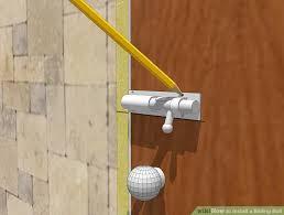 image titled nstall a sliding bolt step 3