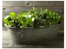 bathtub planter vintage galvanized bathtub planter vintage bathtub planter with stand