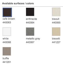 Blanco Sink Colors Chart New Decoration Blanco Sink Colors With Mandrinhomes Com
