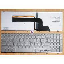 Bàn Phím Laptop Dell Inspiron 15 7000, 7535 7537 (UK) - Máy tính giá rẻ Đà  Nẵng
