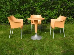 philippe starck for kartell dr no dr na outdoor set