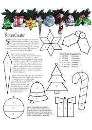Stained Glass Christmas Ornament Patterns Amazing Design Inspiration