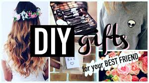 diy gift ideas for teenagers best friends you
