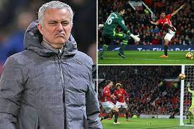 Other clubs have had protests but you didn't see their fans running riot. 7 Most Embarrassing Facts About Manchester United S Goalscoring Struggles This Season Mirror Online