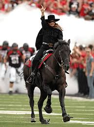 Masked Rider Set To Make Historic Ride | March | 2009 | Texas Tech ...