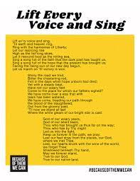 Learn The Black National Anthem - 'Lift ...