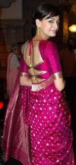 Saree Blouse Design Sketches X Banarasi Saree Blouse Back Design Hd Wallpapers