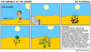 the parable of sower. Wonderful Parable And The Parable Of Sower L