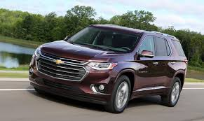 2018 chevrolet traverse chevy s big suv gets bigger and better where it counts