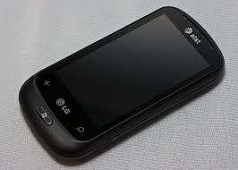 lg phone white. the lg phone white o
