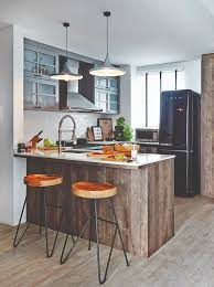 Kitchen Design For Apartments Interesting Open Kitchen Designs In Small Apartments Wonderful Interior Design