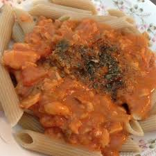 Smoked Salmon Vodka Cream Sauce Recipe ...
