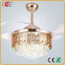 china ceiling panel fan chandelier